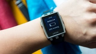 Tested In-Depth: Pebble Steel Smart Watch