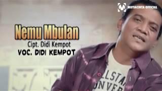 DIDI KEMPOT - NEMU MBULAN - MUTIACINTA OFFICIAL