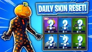BRAND NEW SKIN! Daily & Featured Item Shop In Fortnite: Battle Royale! (Skin Reset #253)