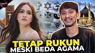 Nikmatnya Toleransi! 7 Artis Indonesia ini Lahir dan Dibesarkan di Keluarga Berbedada Agama