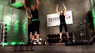 TERRAFit Get Lean Workout Introduction   YouTube Thumbnail