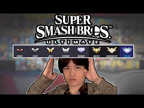 The Smash Ultimate Ranked Experience