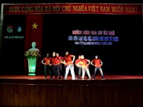 Nhay Dan Vu - CLB Ky Nang DH Yersin Dalat - Te Nuoc