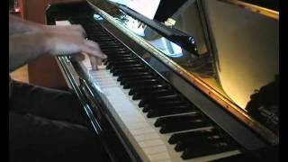 Craig Armstrong - Laura's Theme - Piano Works