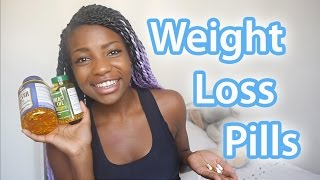 WEIGHT LOSS PILLS | #MotivationMonday