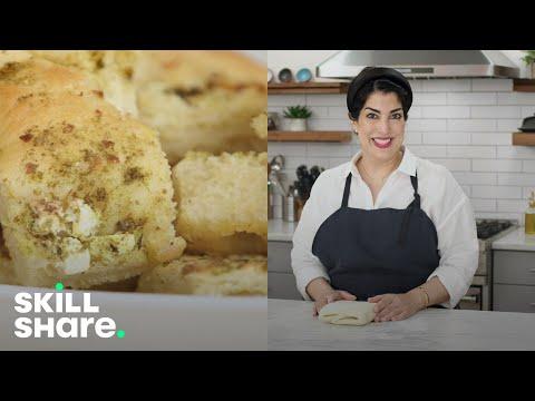 How to Make Za'atar Spiced Focaccia Bread