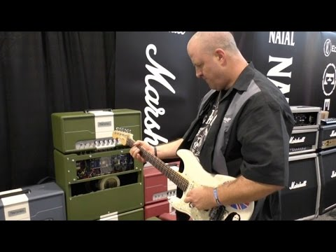 [NAMM] Marshall Astoria Amps
