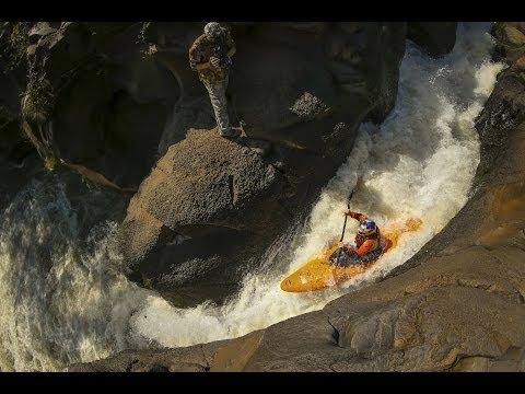 Navigating the Rapids - Meet Freestyle Kayaker Dane Jackson
