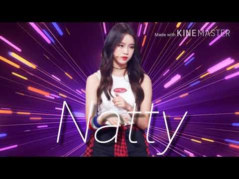 Idol School : Natty dance Burn Break Crash💗
