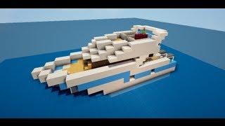 Minecraft tutoriel de yacht ! (+Download)