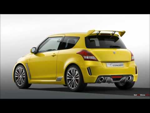2011 Suzuki Swift S Concept (HD)