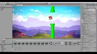 Как сделать игру на Unity 5 #35 Создание 2D игр(, 2016-03-03T08:31:17.000Z)