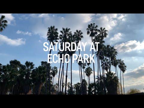 Saturday At Echo Park - Los Angeles