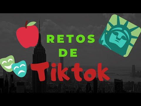 Haciendo Retos De TikTok (ninguno Nos Funcionó 🤪😂😂🤪)