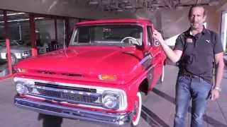 1964 Chevrolet C10 Pickup sale with test drive, driving sounds, and walk through video
