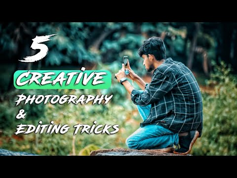 5 Creative Mobile Photography & Editing Tricks,Hacks that will Blow Your Mind 2019 thumbnail