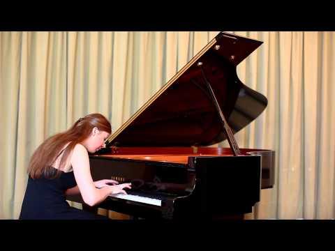 Elizaveta FROLOVA - D. Scarlatti Sonata in E major K. 162