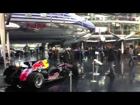 Red Bull museum Salzburg