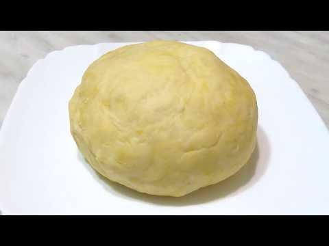 Как сделать пельменное тесто мягким  Очень простой способ
