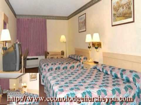 Econolodge Hotel In Pine Grove