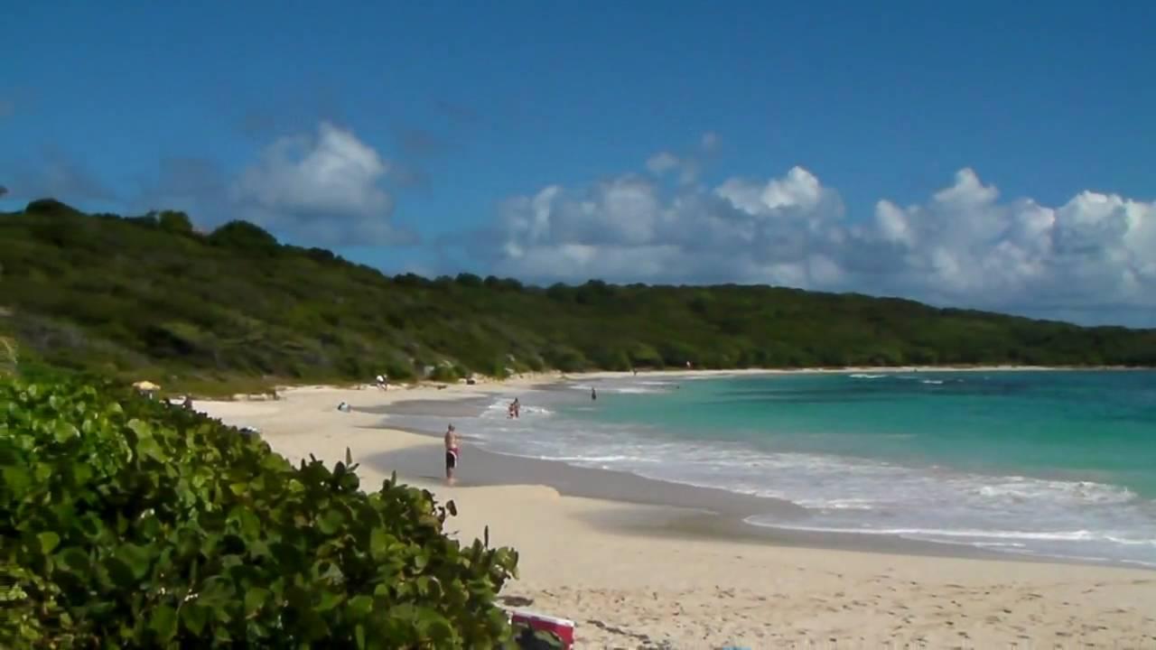 half moon bay antigua map Antigua Half Moon Bay Beach Hotel Site Youtube half moon bay antigua map