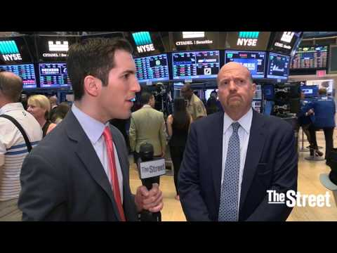 Jim Cramer Talks Salesforce, Autodesk, Nvidia, IBM, Foot Locker, Gap, Ross Stores and Deere