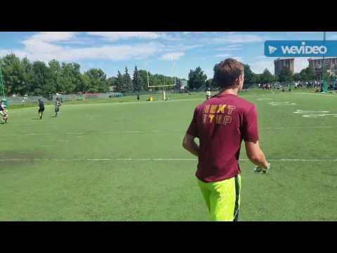 Cody Gattis 2016 Summer Football Camp Highlights/Randall High School Class of 2017 WR/DB. 6'3, 170
