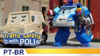 Segurança no trânsito com Poli | #15.Aposte corrida em segurança