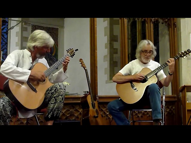 Gordon Giltrap and Nick Hooper play Roots