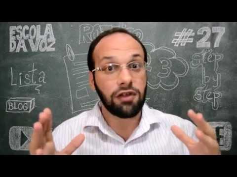Видео Tecnicas para apresentação em publico