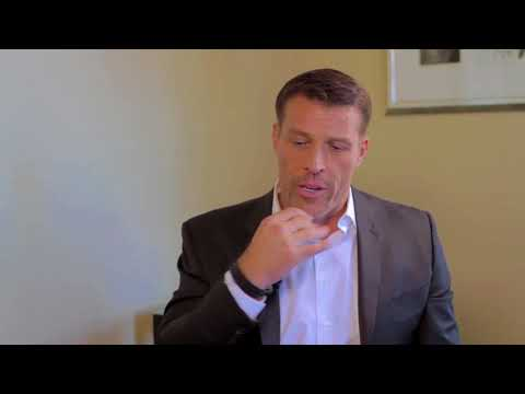 Who are Your Mentors - Tony Robbins