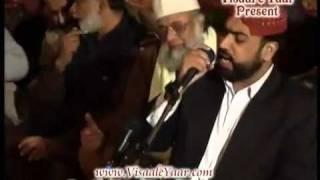 Rok Leti hai Aap Ki Nisbat, by Muhammad Afzal Noshahi, From-AB Qadri.flv
