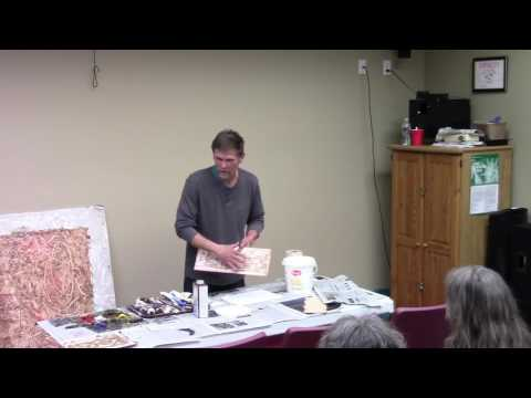 See the Art - Meet the Artisan  - Louie Northern