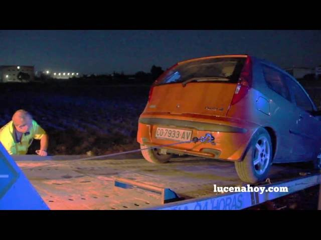 Vídeo noticia: Accidente de tráfico en el Camino de Torremolinos por salida de vía