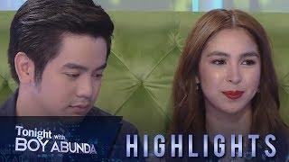TWBA: Tito Boy asks Joshua if she will marry Julia