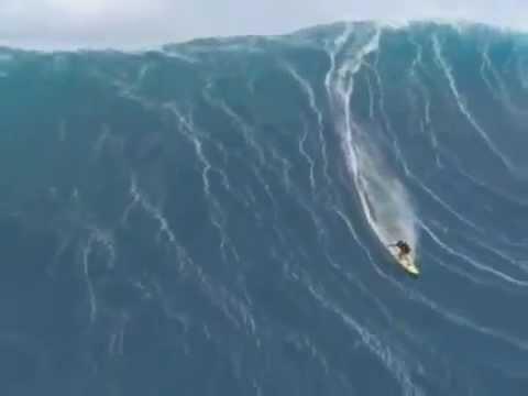 Dünyanın En Büyük Dalgası (World Biggest Wave)
