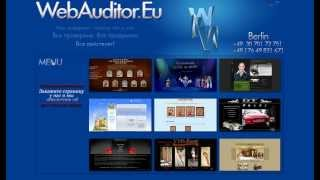 Best On-line Marketing Shop's SEO Top Europe from #WebAuditor.Eu