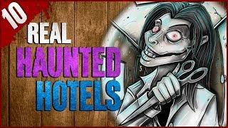 10 REAL Haunted Hotel Horror Stories - Darkness Prevails