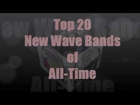 Top 20 Best New Wave Bands of All-Time