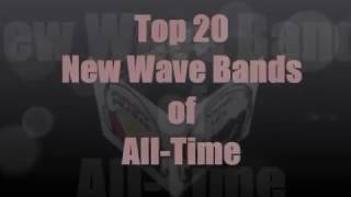 top 20 best new wave bands of all time