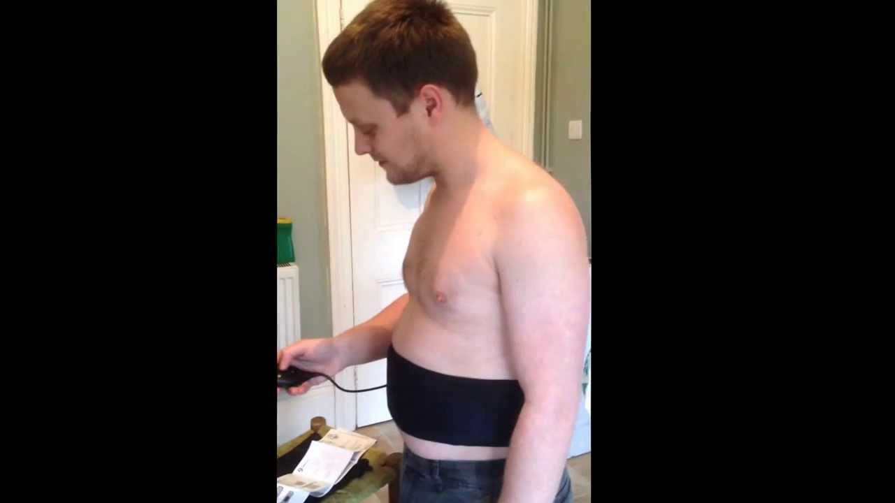 slendertone new beauty abs belt does it really work day one youtube. Black Bedroom Furniture Sets. Home Design Ideas