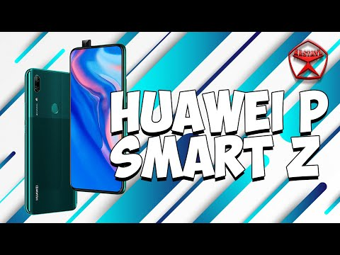 HUAWEI P Smart Z. Они одумались и выдали такое! NFC, 4000 мАч, выдвижная камера / Арстайл /