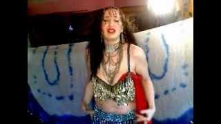 french goddess,belly dancer music interpretation,oriental,expression,ladykashmir,Turkish,arts Thumbnail