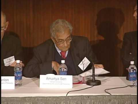 Justice for Hedgehogs: Professor Amartya Sen
