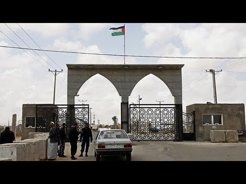 Dispatch: Opening the Egypt-Gaza Border Crossing