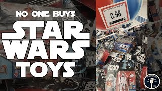 The Star Wars Toy Wasteland | There is NO Future for the Brand