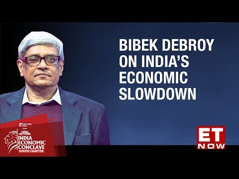 Bibek Debroy speaks