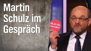 Im Gespräch mit Martin Schulz: Sonderparteitag der SPD