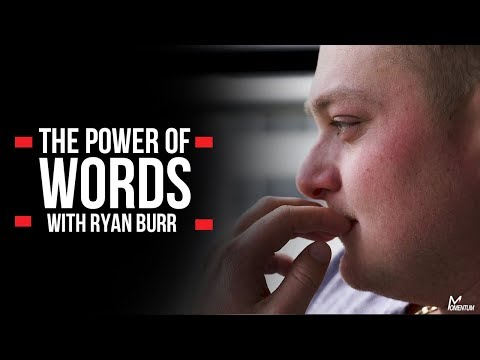 The Power of Words with White Sox P Ryan Burr