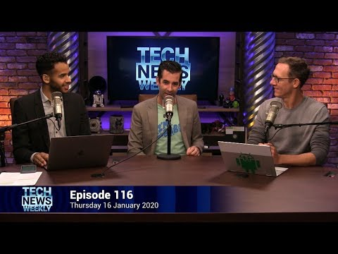 Apple vs. FBI Part Deux - Tech News Weekly 116